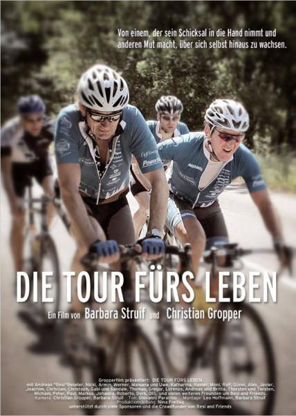 """DVD """"Die Tour fürs Leben"""""""