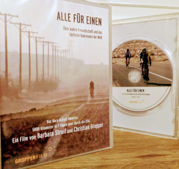 """DVD """"ALLE FÜR EINEN"""""""